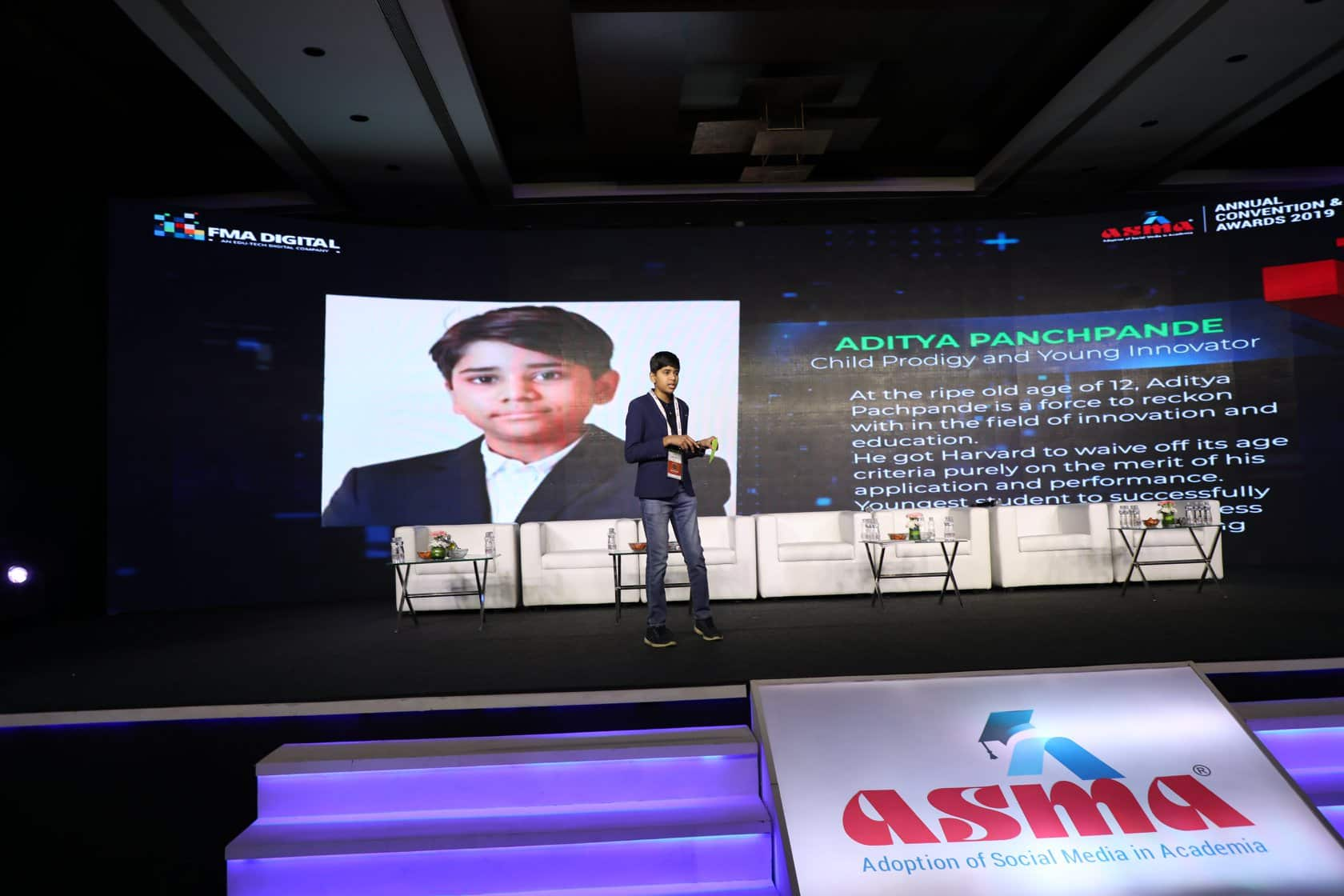 3rd ASMA Annual Convention & Awards 2019